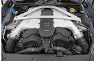 Aston Martin Vanquish, Motor