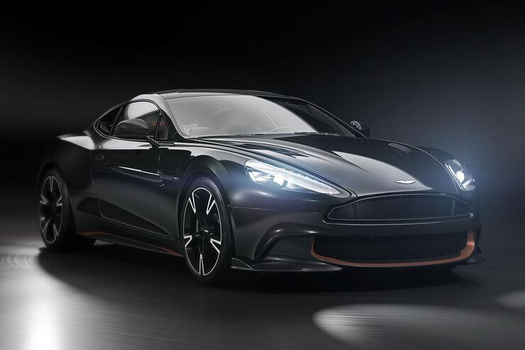 Aston Martin Vanquish S Ultimate