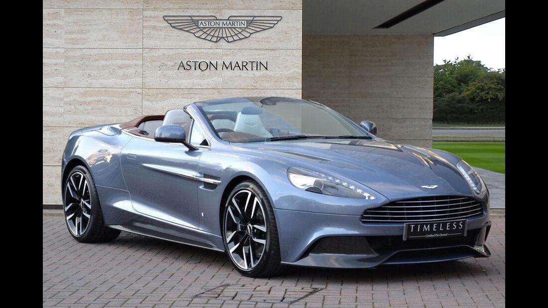Aston Martin Vanquish Volante AM37