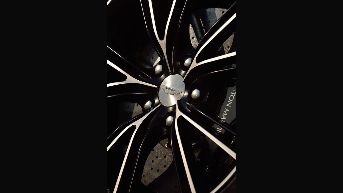 Aston Martin Vanquish Volante, Felge