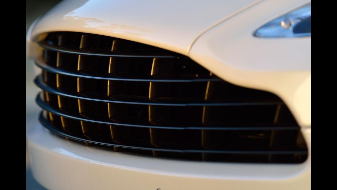 Aston Martin Vanquish Volante, Kühlergrill