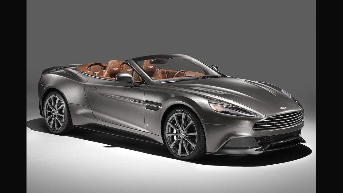 Aston Martin Vanquish Volante Q Division