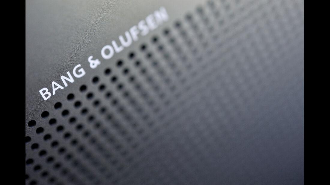 Aston Martin Vanquish Volante, Soundsystem, Lautsprecher