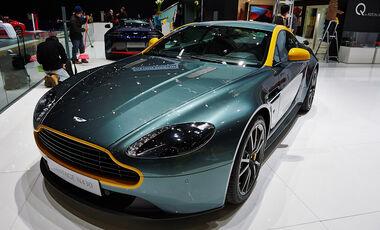 Aston Martin Vantag N430, Genfer Autosalon, Messe 2014