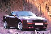 Aston Martin Vantage, 1992-1995, 550 PS, Kompressor
