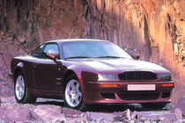 Aston Martin Vantage, 1992-1995, 550 PS, Kompressor
