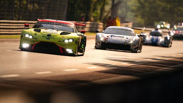 Aston Martin Vantage - 24h-Rennen Le Mans 2020