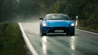 Aston Martin Vantage AMR, Exterieur