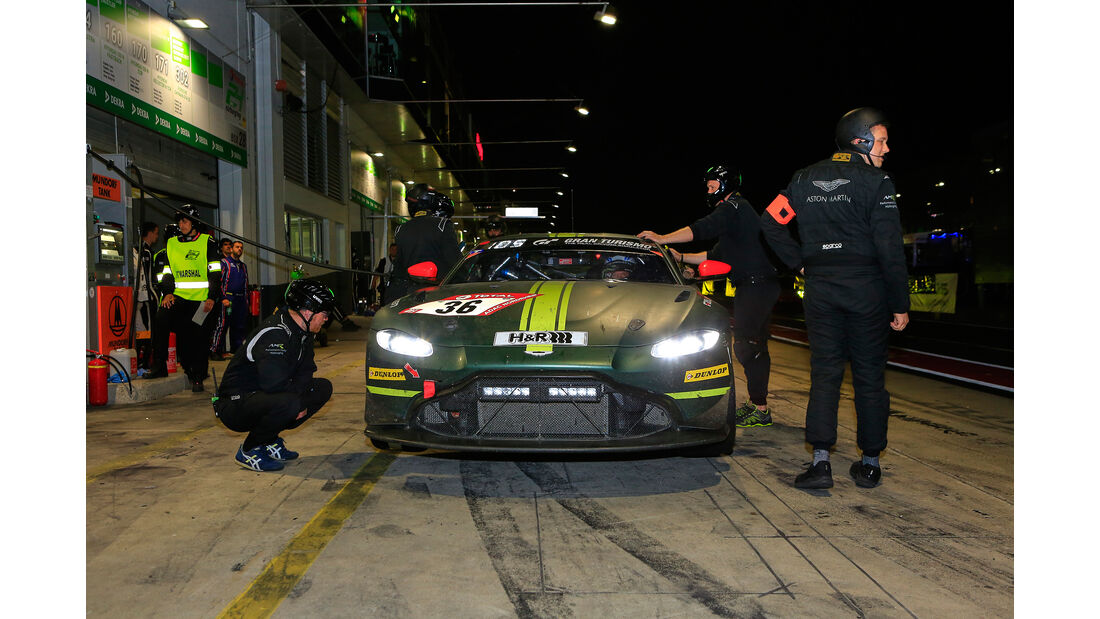 Aston Martin Vantage AMR GT4 - Startnummer #36 - 24h Rennen Nürburgring - 23. Juni 2019