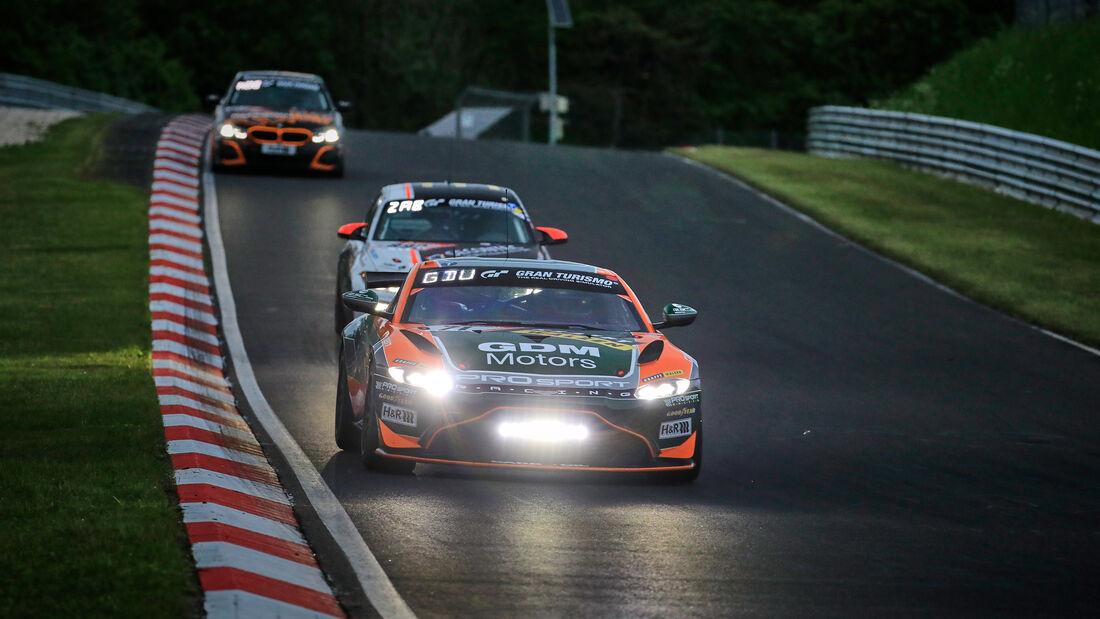 Aston Martin Vantage AMR GT4 - Startnummer 71 - 24h Rennen Nürburgring - Nürburgring-Nordschleife - 3. Juni 2021
