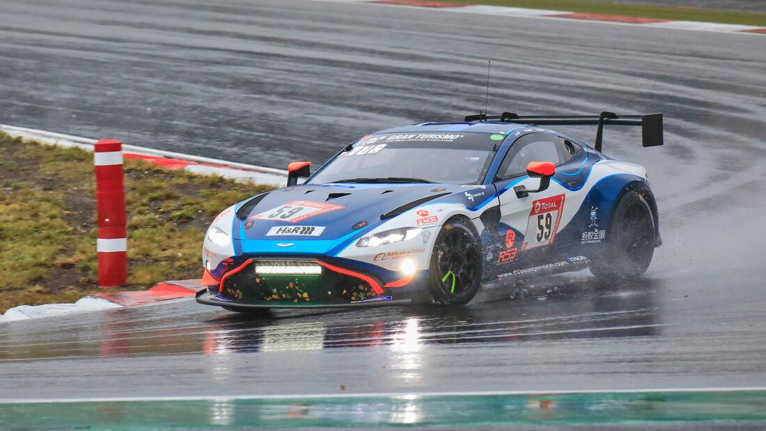 Aston Martin Vantage AMR - Garage 59 - Startnummer #59 - Klasse: SP 8T - 24h-Rennen - Nürburgring - Nordschleife - 24. bis 27. September 2020