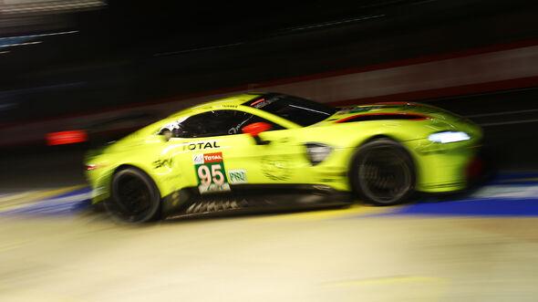 Aston Martin Vantage AMR - Startnummer 95 - 24h-Rennen Le Mans 2019 - Qualifying