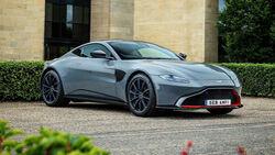 Aston Martin Vantage AMR Vettel