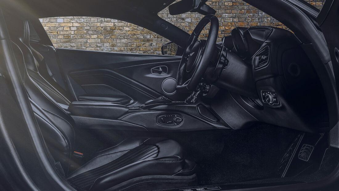 Aston Martin Vantage DBS 007 Edition Q
