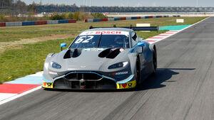 Aston Martin Vantage - DTM-Autos 2019 - Testfahrten - Lausitzring