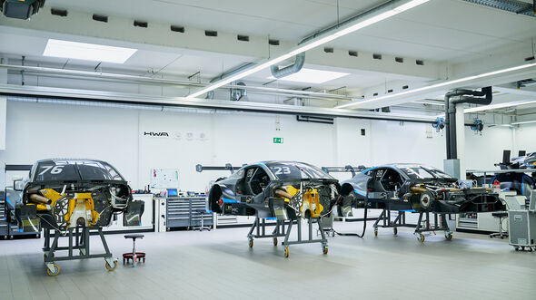 Aston Martin Vantage - DTM - Chassis