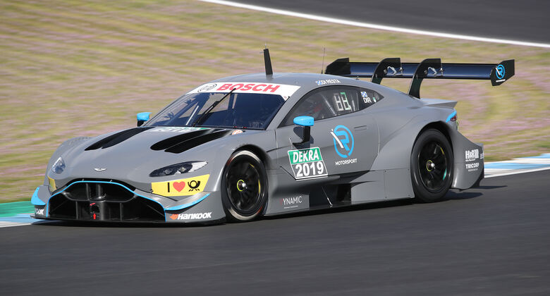 Aston Martin Vantage DTM - Tourenwagen - R-Motorsport