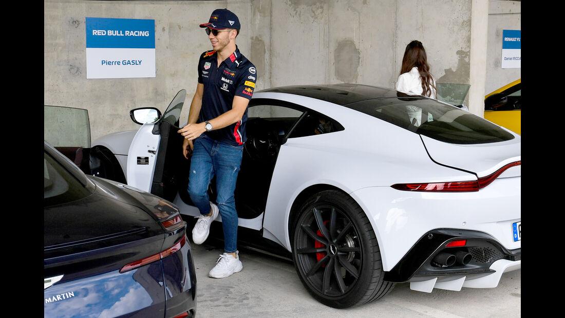 Aston Martin Vantage - Dienstwagen - F1-Piloten 2019