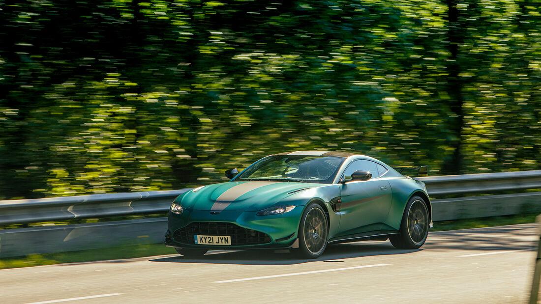 Aston Martin Vantage F1 Edition