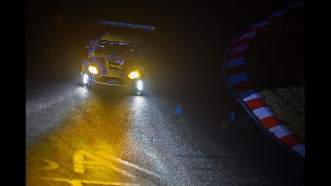 Aston Martin Vantage GT3 - Aston Martin Racing - #007 - 24h-Rennen Nürburgring 2014 -  Qualifikation 1