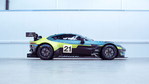 Aston Martin Vantage GT3 - NLS 8 - 2021