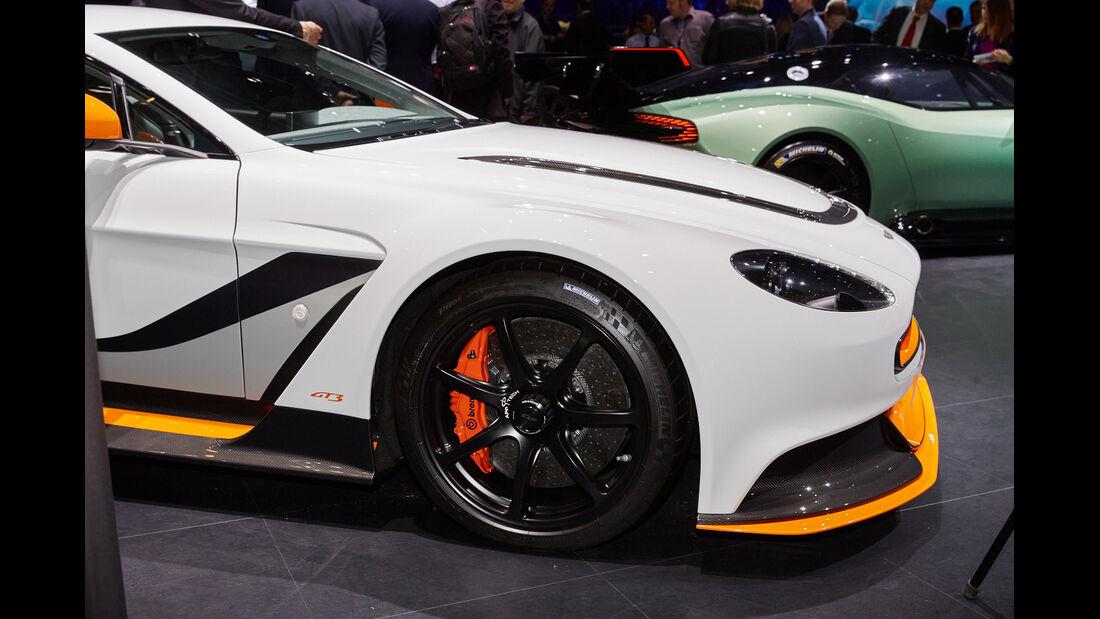 Aston Martin Vantage GT3 - Sportwagen - Genfer Autosalon 2015