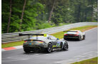 Aston Martin Vantage GT3 - Startnummer #7 - 24h-Rennen Nürburgring 2018 - Nordschleife - 13.5.2018