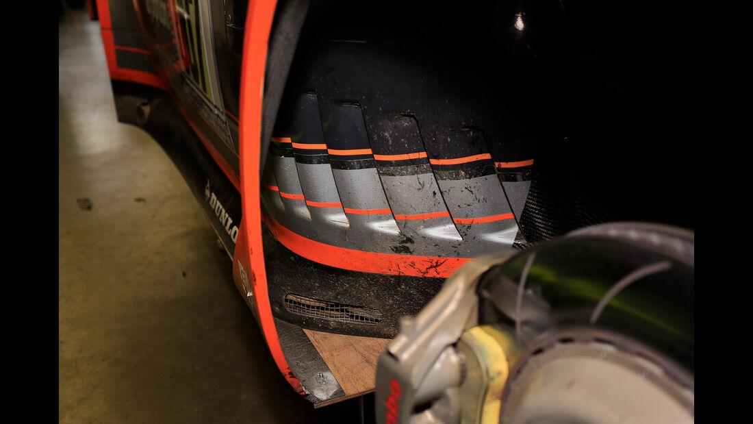 Aston Martin Vantage GT3 - Technik - 24h-Rennen Nürburgring 2016 - Nordschleife