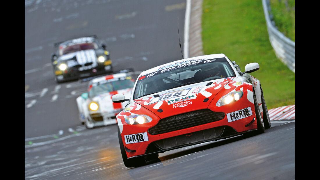 Aston Martin Vantage GT4, Mathol-Team