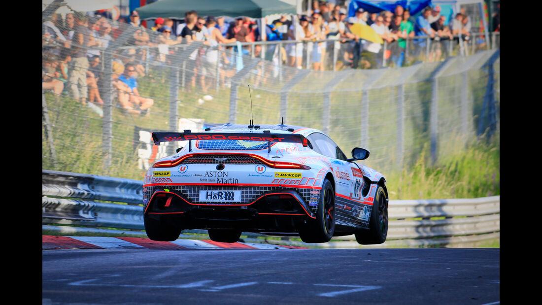 Aston Martin Vantage GT4 - Startnummer #68 - 24h Rennen Nürburgring - 22. Juni 2019