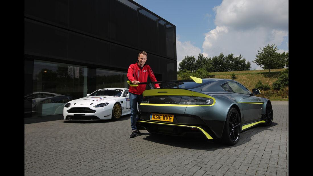 Aston Martin Vantage GT8, Christian Gebhardt