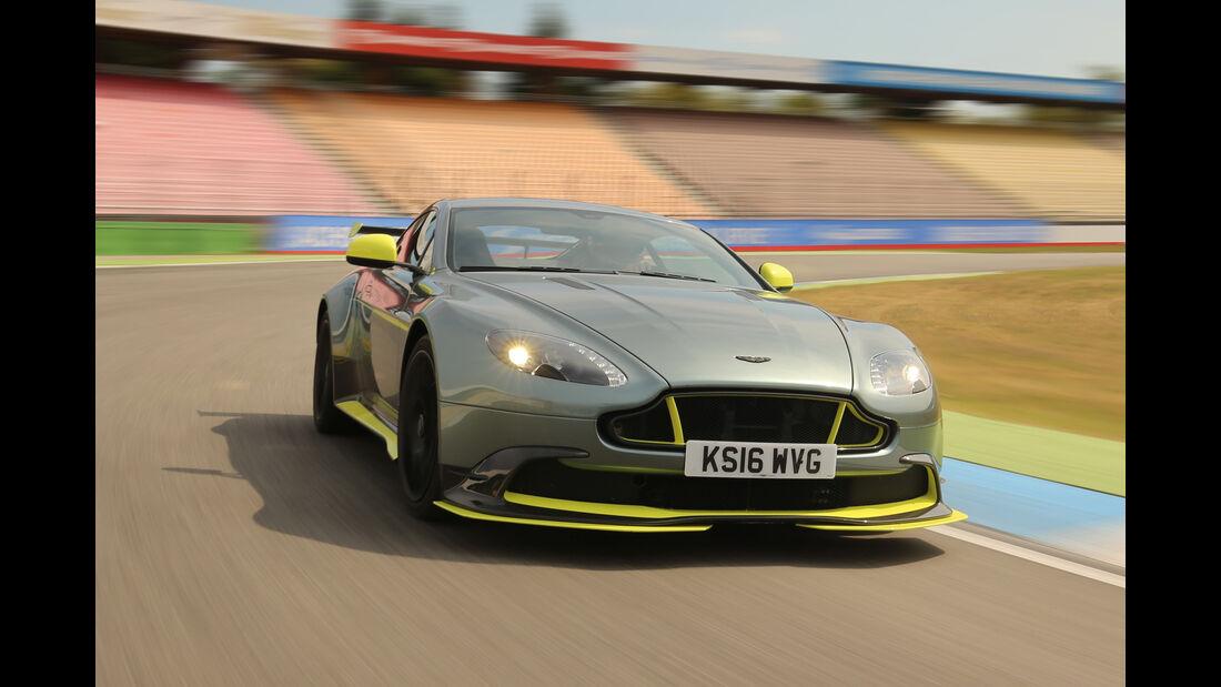 Aston Martin Vantage GT8, Frontansicht