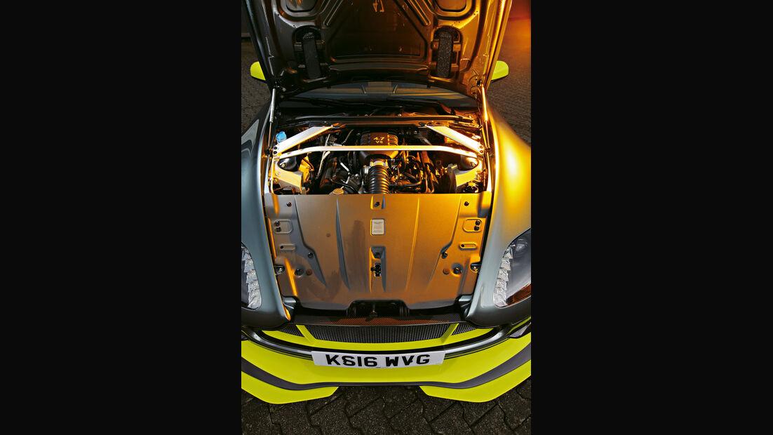 Aston Martin Vantage GT8, Motor