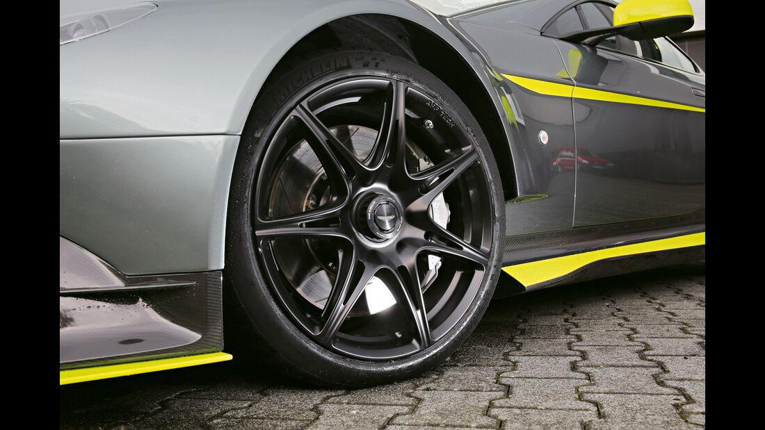 Aston Martin Vantage GT8, Rad, Felge