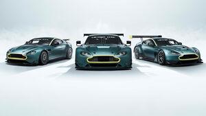Aston Martin Vantage Legacy Collection