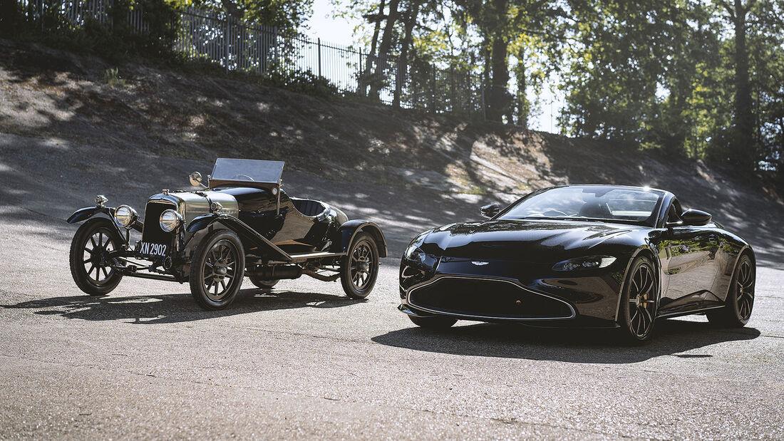 Aston Martin Vantage Roadster A3 Sondermodell