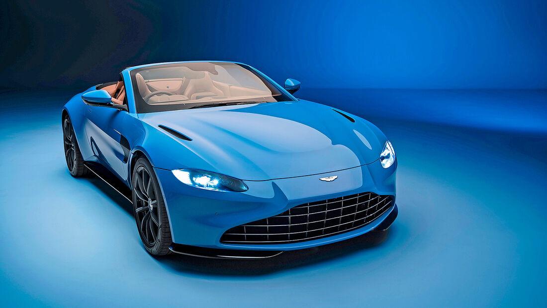Aston Martin Vantage Roadster, Autonis 2020