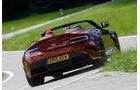 Aston Martin Vantage S, Heckansicht