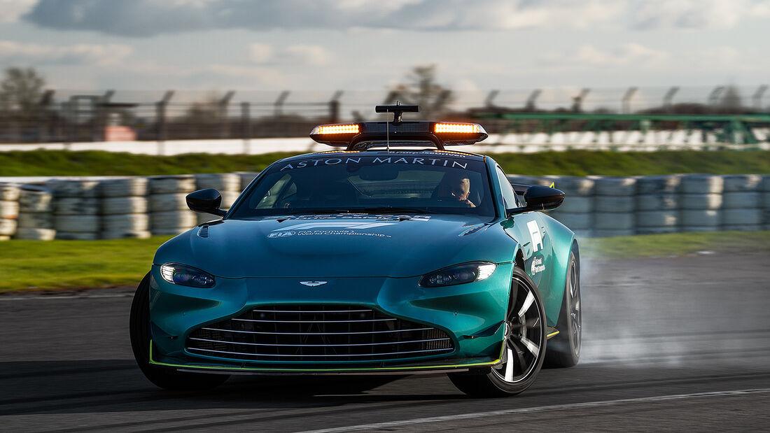 Aston Martin Vantage - Safety-Car - Formel 1 - 2021