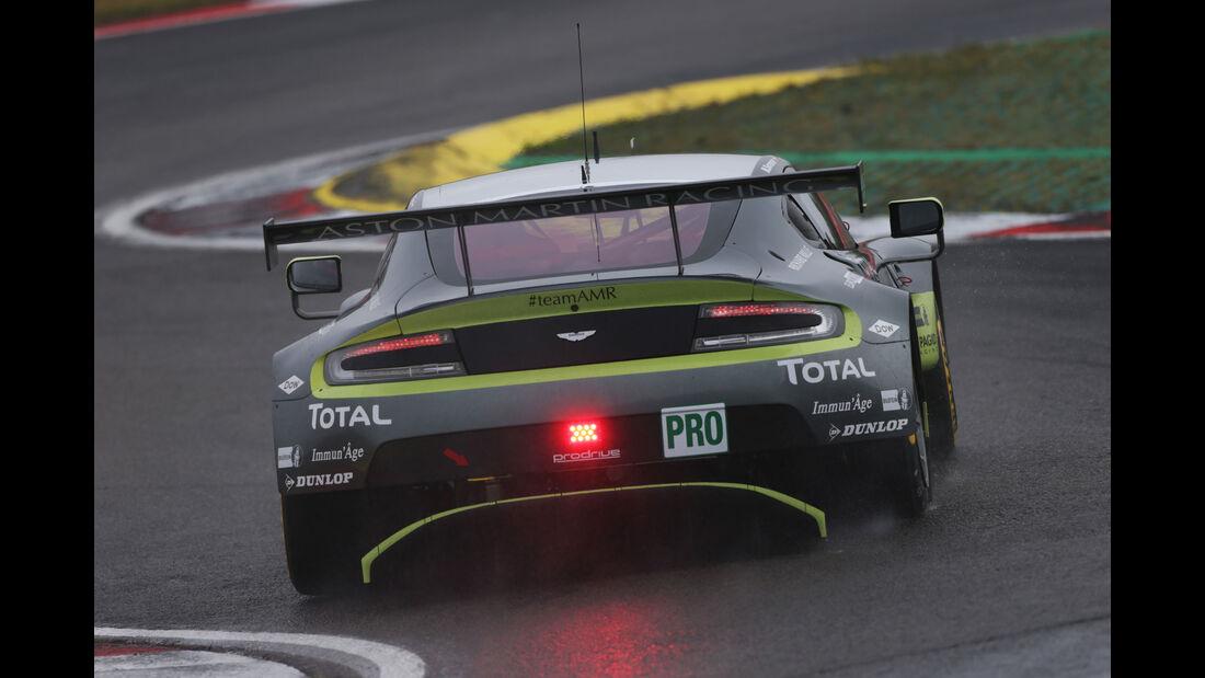 Aston Martin Vantage - Startnummer #95 - FIA WEC - Nürburgring 2016