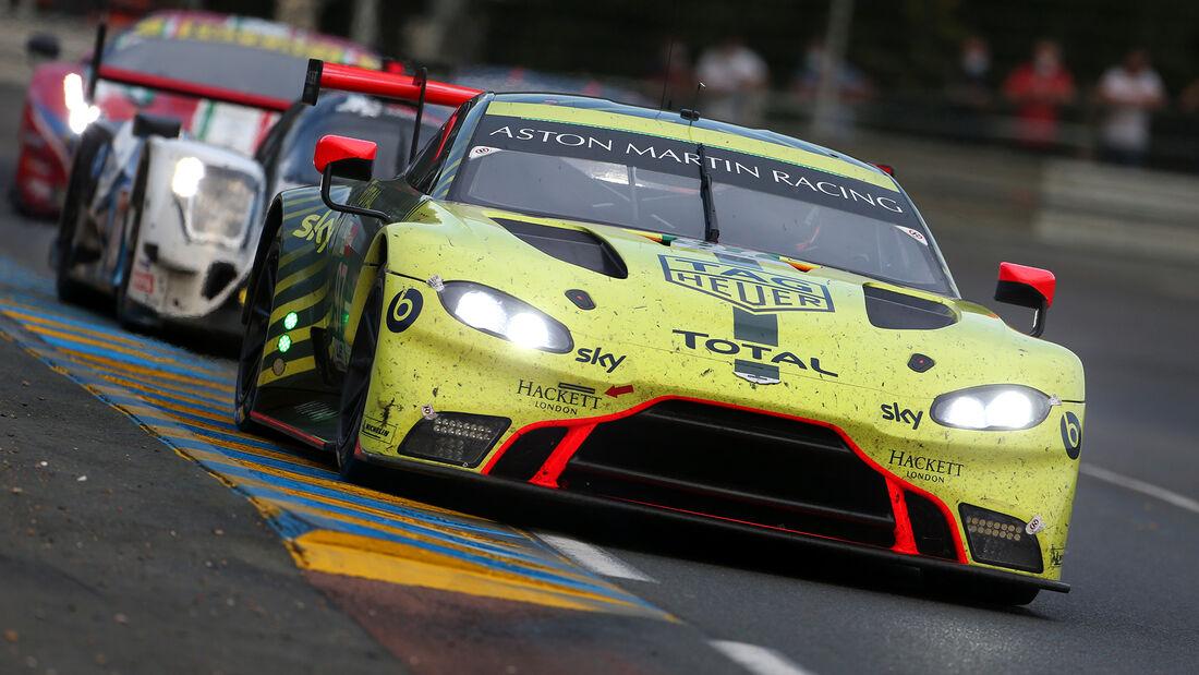 Aston Martin Vantage - Startnummer #97 - Klasse: GTE Pro - 24h-Rennen - Le Mans 2020