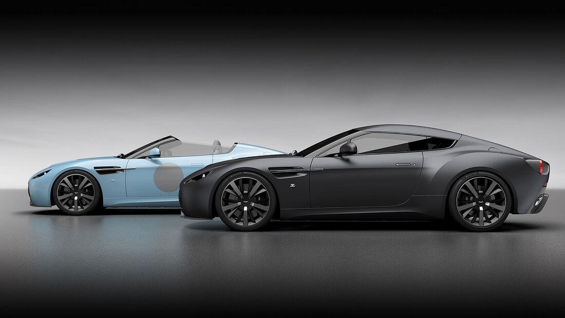 Aston Martin Vantage V12 Zagato Heritage TWINS