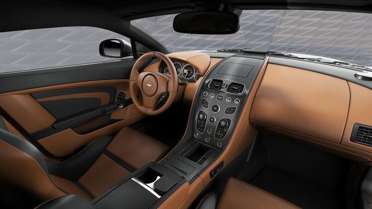 Aston Martin Vantage V12 Zagato Heritage Twins By R Reforged Auto Motor Und Sport