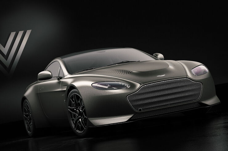 Aston Martin Vantage V600 Daten Infos Marktstart Preis Auto Motor Und Sport