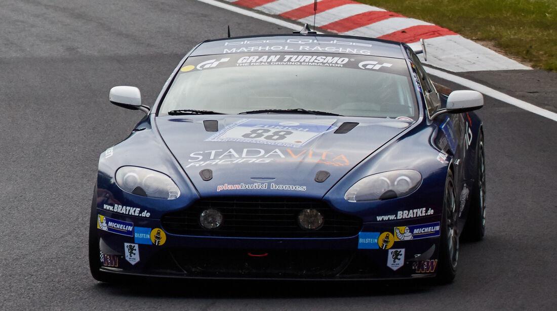 Aston Martin Vantage V8-GT4 - Stadavita Racing Team Startnummer: #88 - Bewerber/Fahrer: Scott Preacher, Robert Thompson, Garth Duffy, Markus Lungstrass - Klasse: SP10-GT4