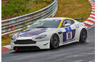 Aston Martin Vantage V8 GT4 - Startnummer: #89 - Bewerber/Fahrer: Dmitriy Lukovnikov, Andrei Sidorenko, Michael Dr. Czyborra, Michael Heimrich - Klasse: SP10 GT4