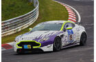 Aston Martin Vantage V8 GT4 - Startnummer: #89 - Bewerber/Fahrer: Dmitriy Lukovnikov, Axel Jahn, Michael Heimrich, Bernd Kleeschulte - Klasse: SP10 GT4
