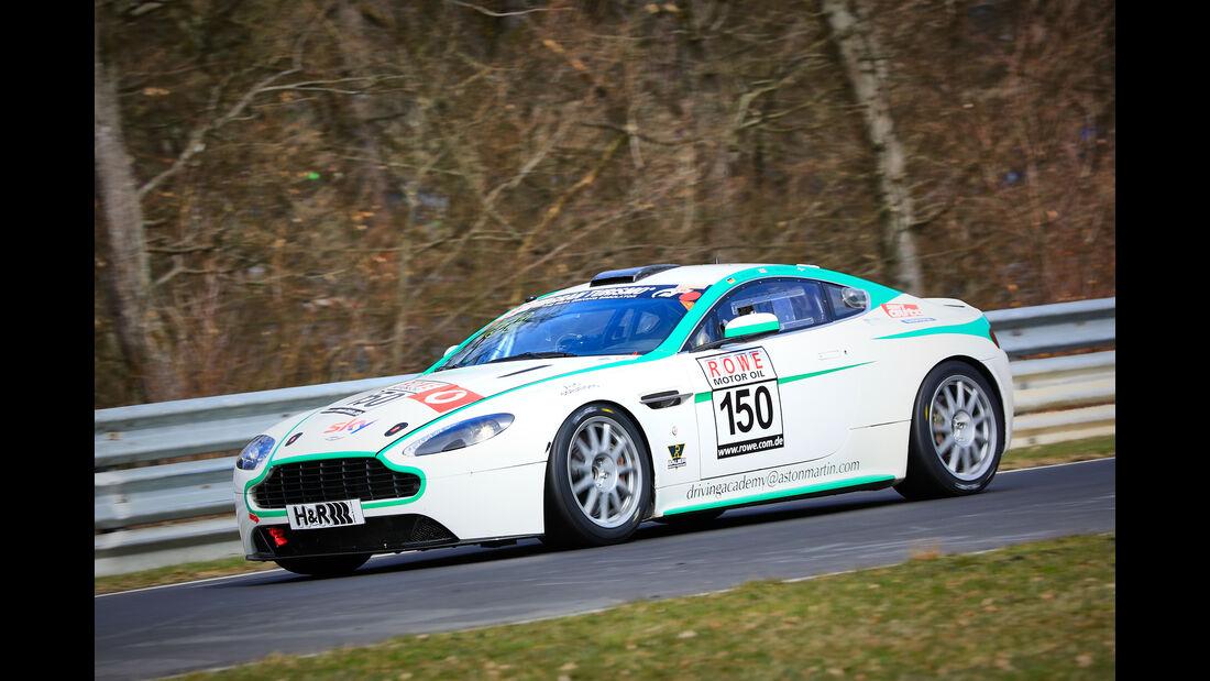 Aston Martin Vantage V8 - Startnummer #150 - AMR Performance Center - SP8 - VLN 2019 - Langstreckenmeisterschaft - Nürburgring - Nordschleife