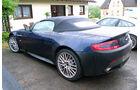 Aston Martin Vantage Volante V12 Erlkönig