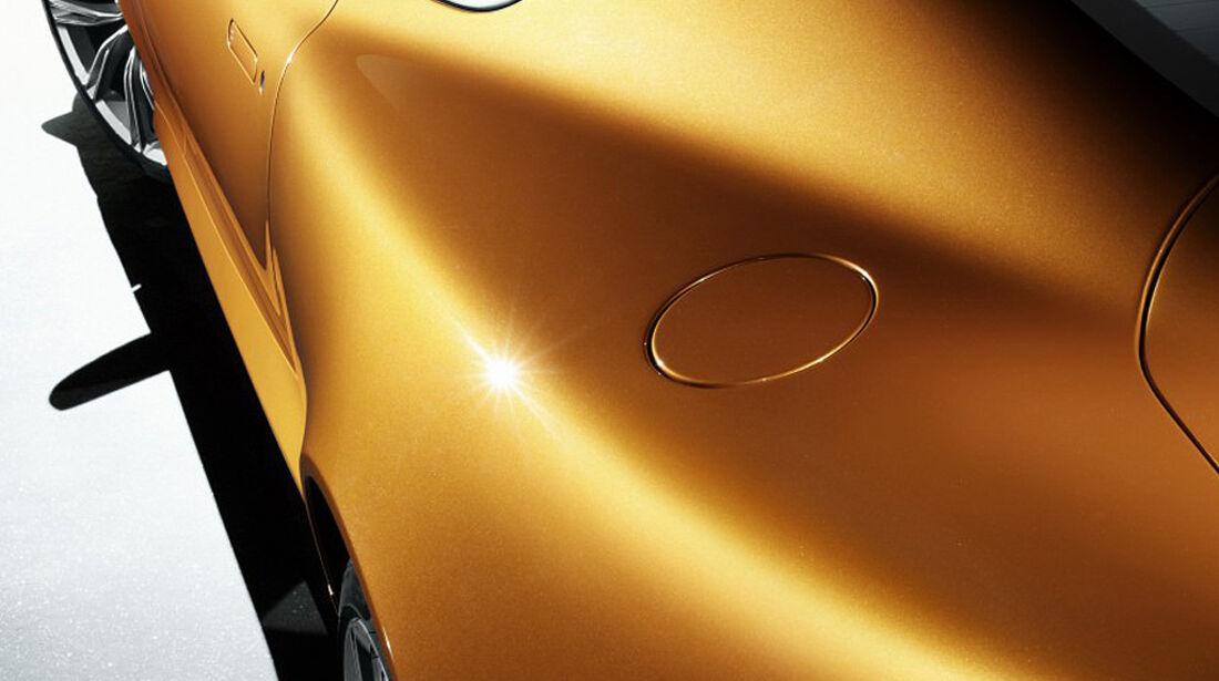 Aston Martin Virage, Seite